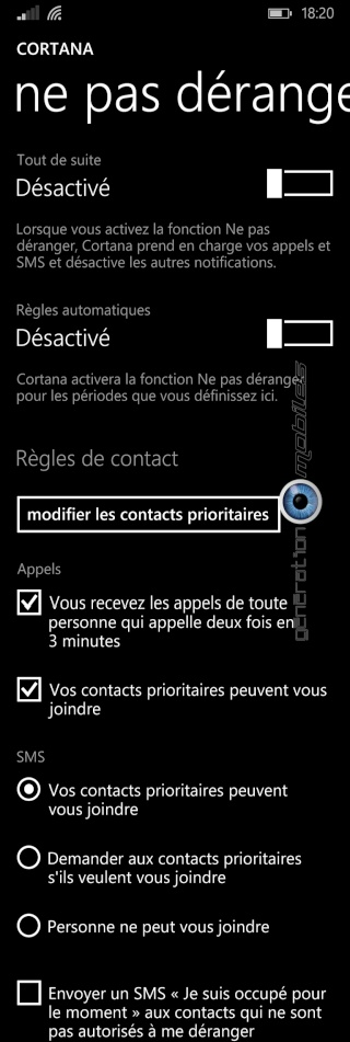 [INFO/DISCUSSION] Cortana alpha pour les Dev-Preview Cortan14