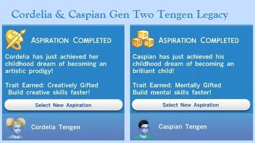 The Tengen Legacy by EQ Cordel11