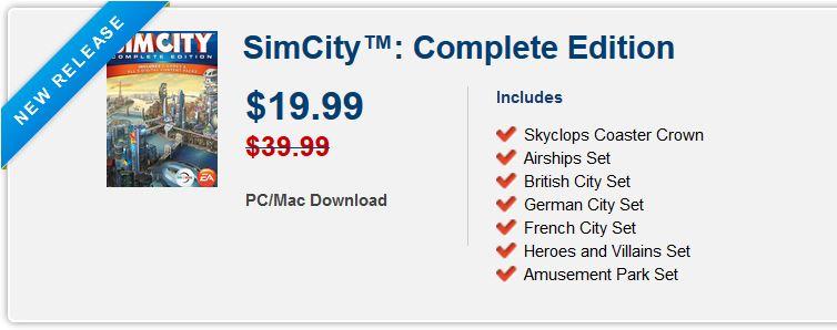 SimCity: Complete Edition  Simcit10