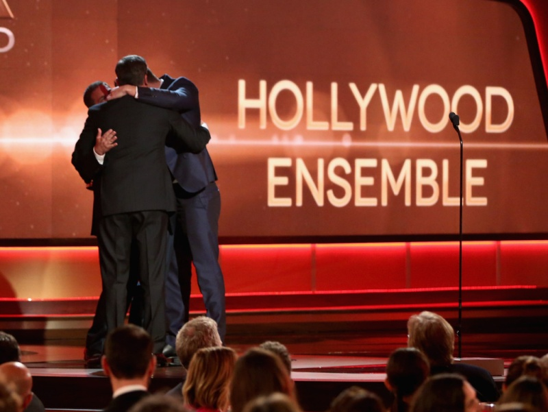 The Hollywood Film Awards Channi11