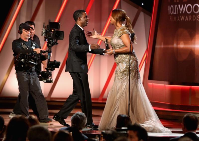 The Hollywood Film Awards Chrisr10