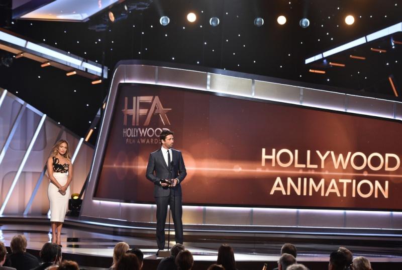 The Hollywood Film Awards Gerard10