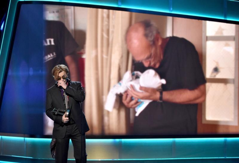 The Hollywood Film Awards Johnny10