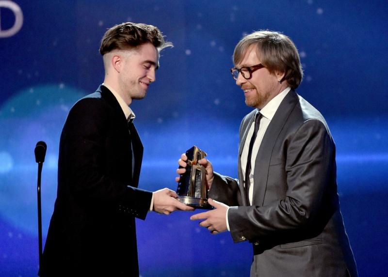 The Hollywood Film Awards Morten10