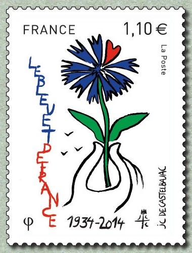 Et les timbres ? - Page 5 Bleuet10