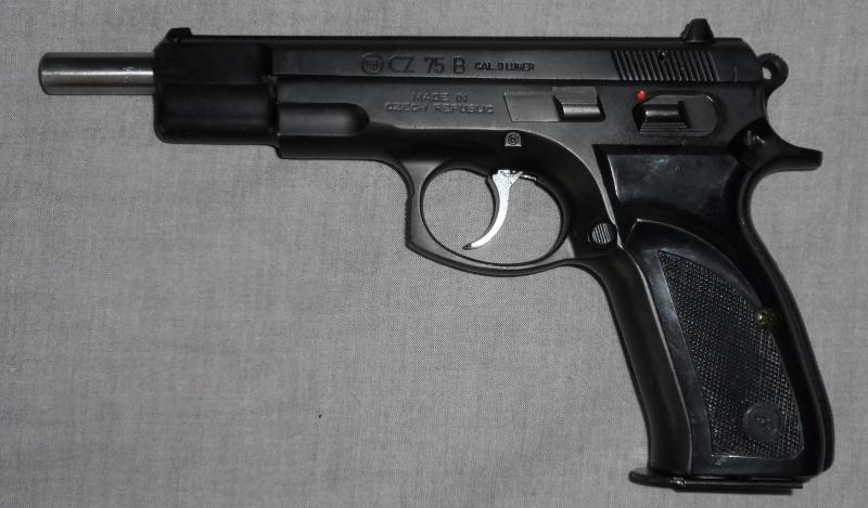 Raccourcir le canon sur un CZ 75 4d2be410