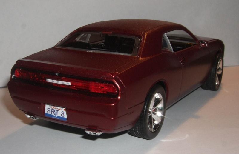 Dodge challenger 2009 SRT 8 Dscf9910
