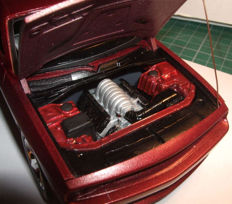 Dodge challenger 2009 SRT 8 Dscf9913