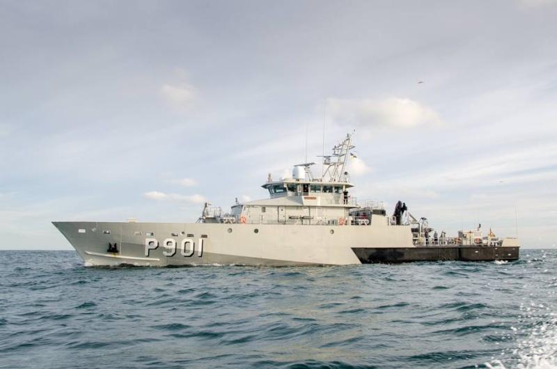 mission Garde-pêche du P 901 Castor Castor10
