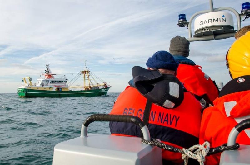 mission Garde-pêche du P 901 Castor Castor12
