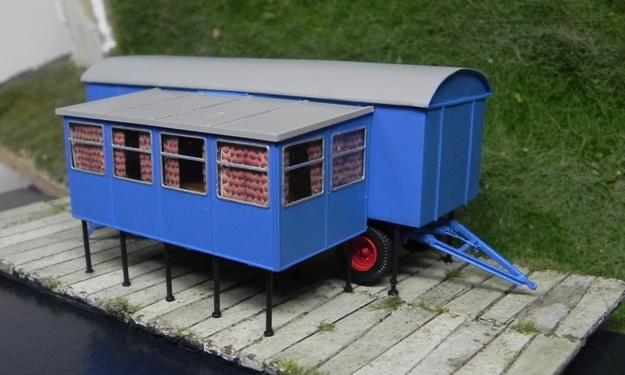 FAME Urlaubswagen Typ 19 Forum410