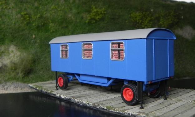 FAME Urlaubswagen Typ 19 Foum210