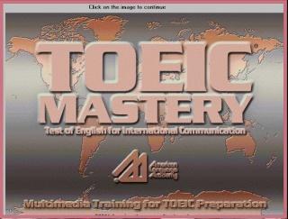 Phần mềm luyện thi TOEIC MASTERY 1.2 Toeic_13