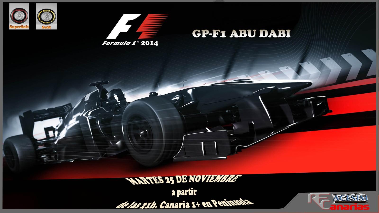 PRESENTACION GP F1-2014 ABU DABI Presen10