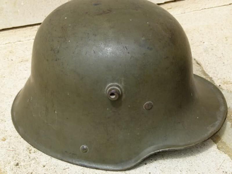 Un casque Allemand WWI  1h2mps10