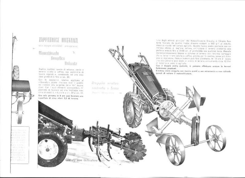 gravely - Gravely - Labour avec charrue rotative double 00112