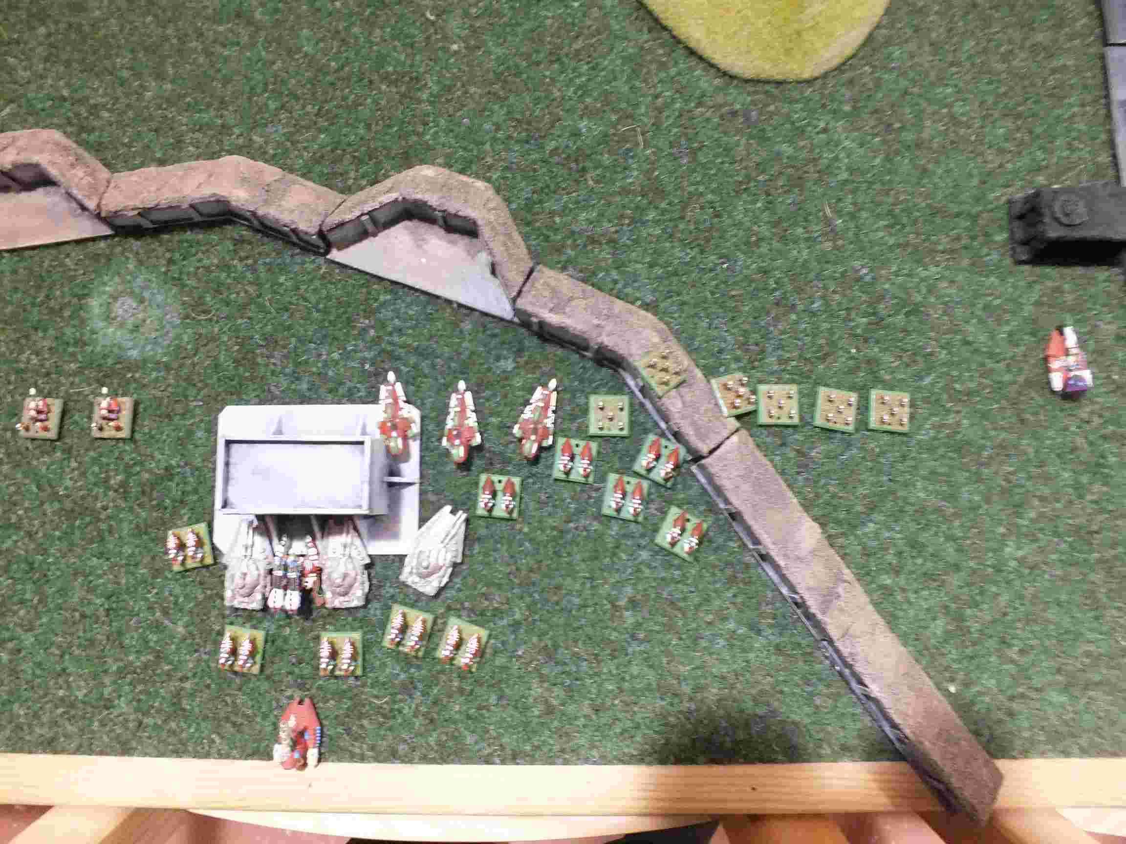 Et au milieu coule une rivière (GI vs Eldars à 8000 points) Dscf2326
