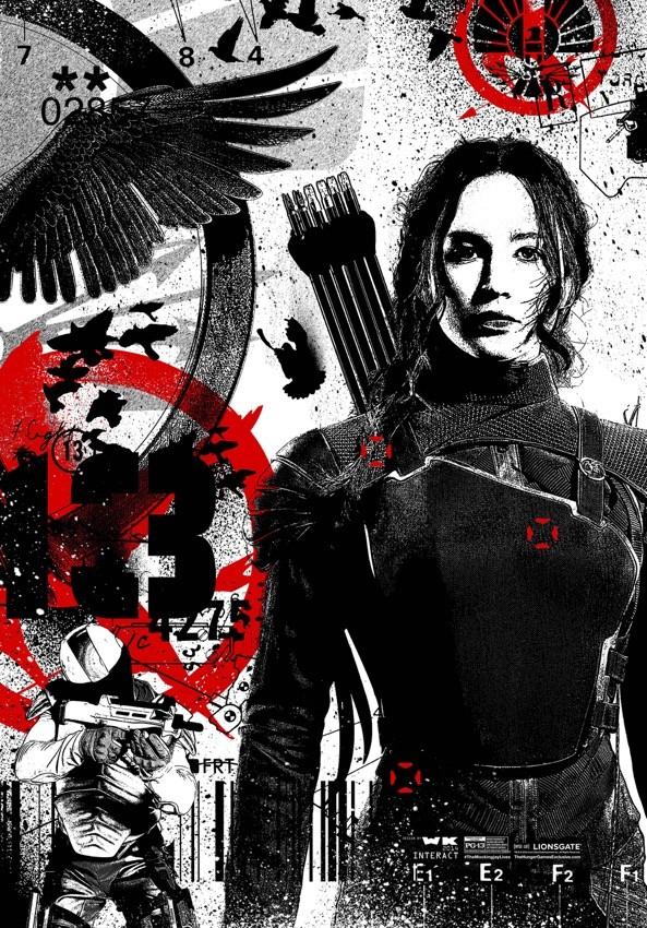 The Hunger Games: Mockingjay - Part I Mockin12
