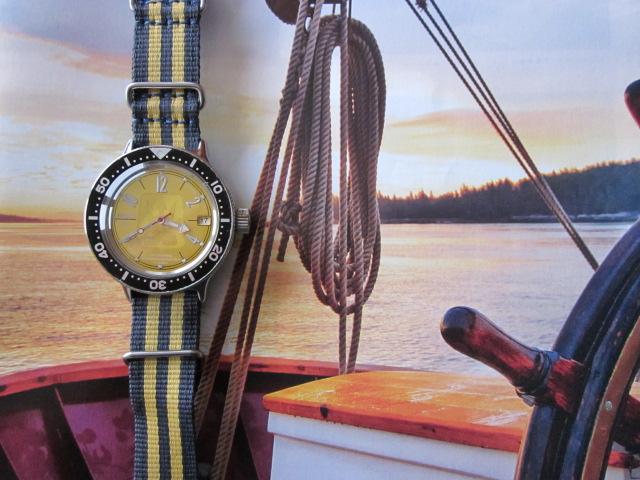 Vos montres russes customisées/modifiées - Page 2 Amphib10