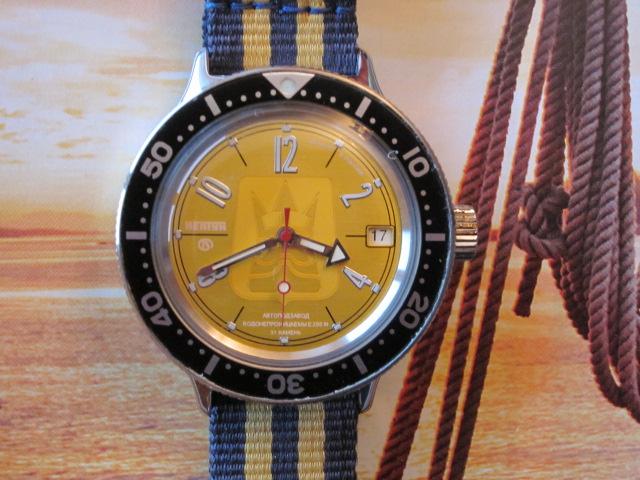 Vos montres russes customisées/modifiées - Page 2 Amphib11