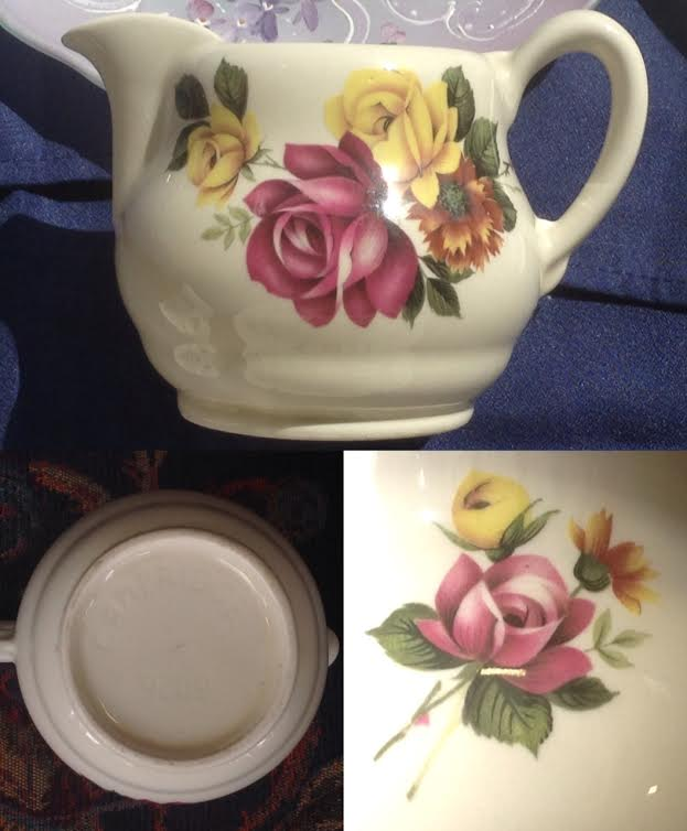 Rose pattern on a Cambridge jug (and Impressed Cambridge mark) Cambri10