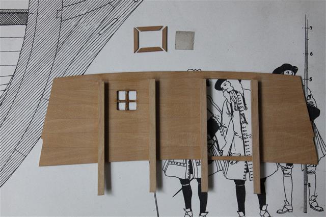 La Belle 1684 scala 1/24  piani ANCRE cantiere di grisuzone  - Pagina 3 Img_5313