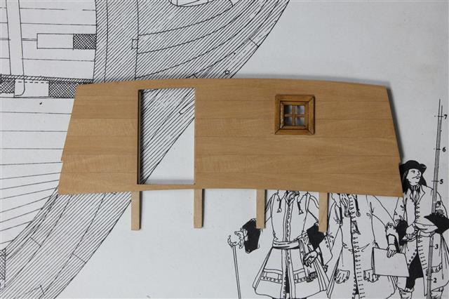 La Belle 1684 scala 1/24  piani ANCRE cantiere di grisuzone  - Pagina 3 Img_5413