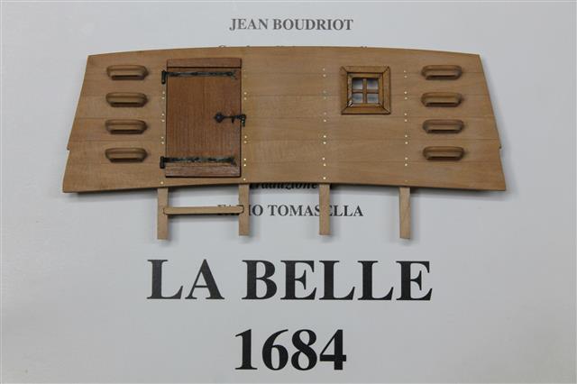 La Belle 1684 scala 1/24  piani ANCRE cantiere di grisuzone  - Pagina 3 Img_5512