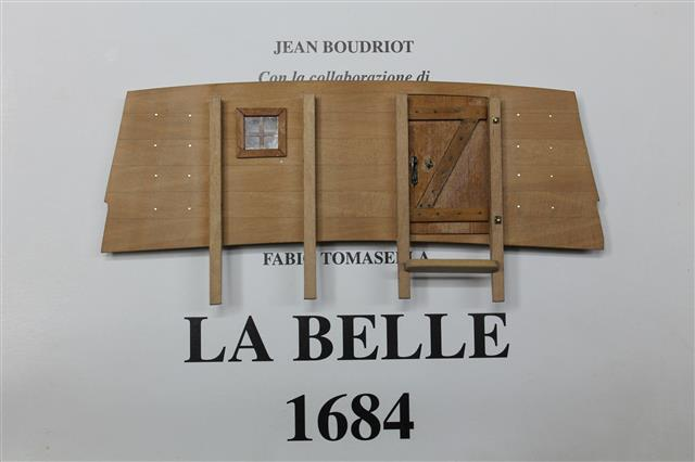 La Belle 1684 scala 1/24  piani ANCRE cantiere di grisuzone  - Pagina 3 Img_5513