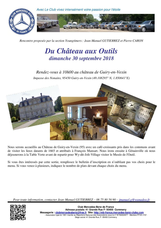 [CMBF-Youngtimers] dim 30/09/18 : du Château aux Outils 2018_012