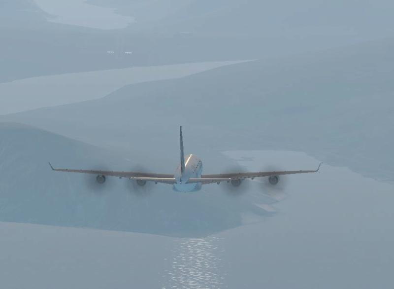 Vol de ce ven 12 juin : Edimbourg (EGPH) - Vagar (EKVG) aux Iles Féroé Captur25