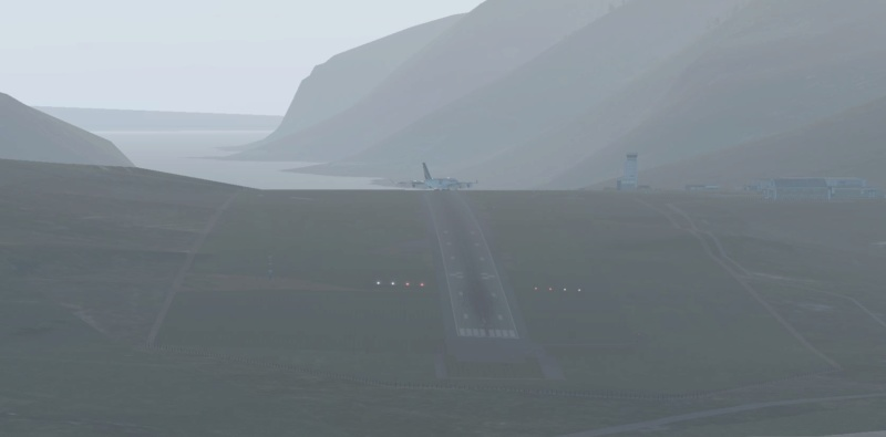 Vol de ce ven 12 juin : Edimbourg (EGPH) - Vagar (EKVG) aux Iles Féroé Captur29