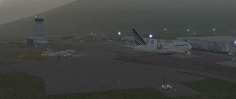 Vol de ce ven 12 juin : Edimbourg (EGPH) - Vagar (EKVG) aux Iles Féroé Captur31