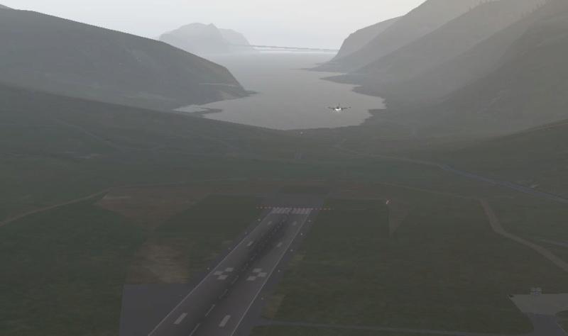 Vol de ce ven 12 juin : Edimbourg (EGPH) - Vagar (EKVG) aux Iles Féroé Captur32