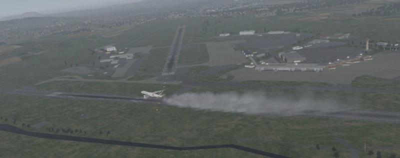 Vol de ce ven 12 juin : Edimbourg (EGPH) - Vagar (EKVG) aux Iles Féroé Captur34