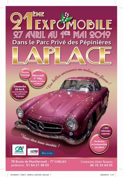 21ème Expomobile à Chelles le 1er mai 2019 Evenem11