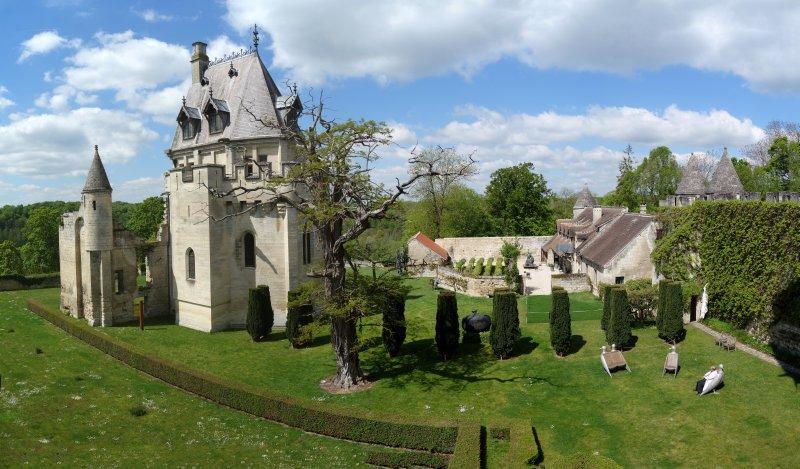 Dim 12 mai 2019 : Le Donjon de Vez - Balade Printanière en Classe S - Page 2 Img_0624