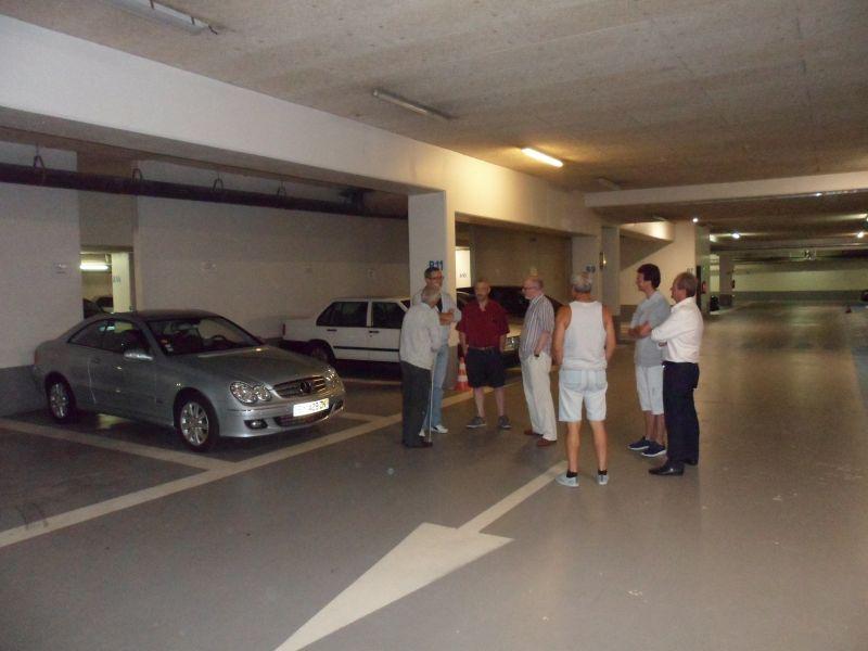8ème rencontre informelle au MB Center de Rueil-Malmaison le samedi 11 août 2018  Sam_2312
