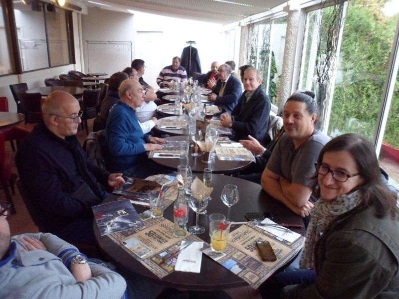 11ème rencontre de l'année 2018 au MB Center de Rueil-Malmaison le samedi 10 novembre - Page 2 Sam_2411