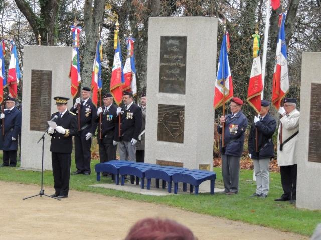 Les cérémonies du 5 décembre à PARIS, pour l'hommage aux morts de la guerre d'ALGERIE et des combats du MAROC et de TUNISIE Dscn5411