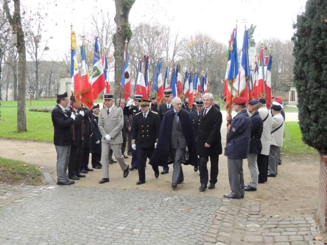 Les cérémonies du 5 décembre à PARIS, pour l'hommage aux morts de la guerre d'ALGERIE et des combats du MAROC et de TUNISIE Dscn5510