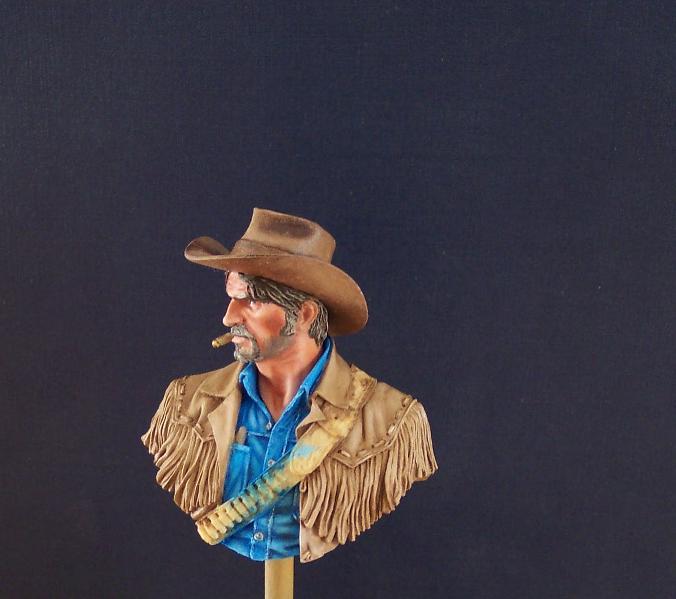 Wild West Young Miniatures Büste in 1/10 Jacke011