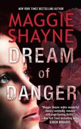 Rachel de Luca: T1.5 - Dream of Danger by Maggie Shayne Dream_10