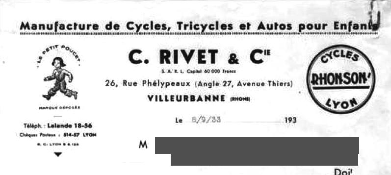 le plus ancien vélo Rhonson connu Captur10