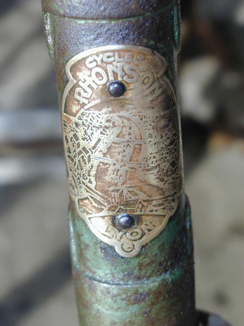 le plus ancien vélo Rhonson connu P1010412