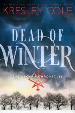 Chroniques des Arcanes - Tome 3 : Dead of Winter de Kresley Cole Dow1-210