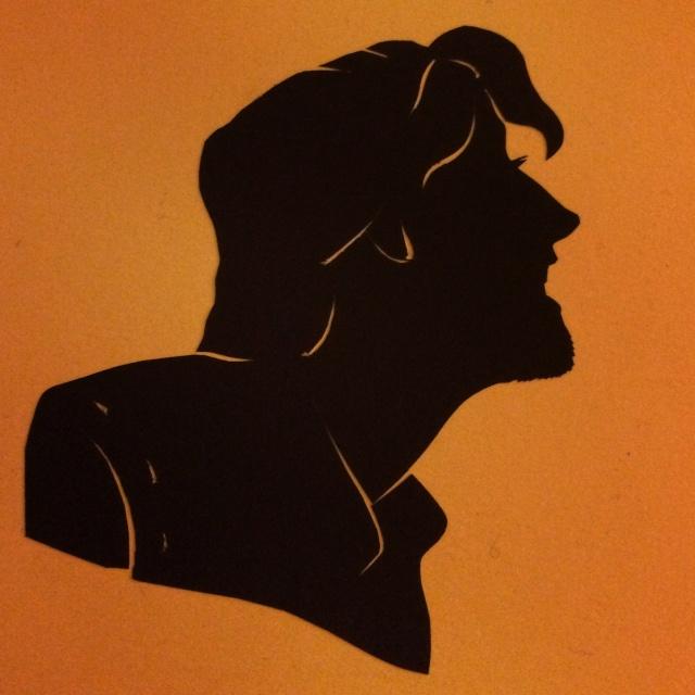 Victorian Cut Silhouette : retour d'un ciseleur de silhouettes à Disneyland Paris Img_0611