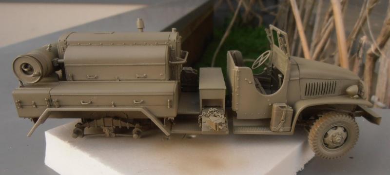 GMC Compresseur leroi ( tamiya, master prod, 1/35 eme ) Pb230511