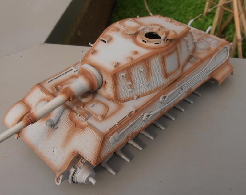 Tigre II ( tamiya/ E.T/ atak au 1/35eme ) - Page 2 Pb240611