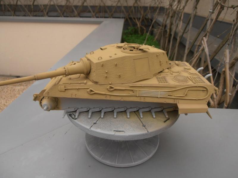 Tigre II ( tamiya/ E.T/ atak au 1/35eme ) - Page 2 Pb240613